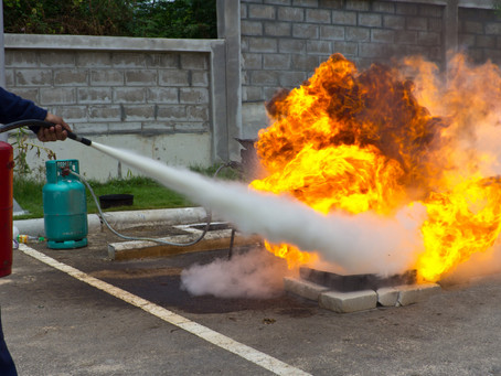 The Importance of Fire Safety Training