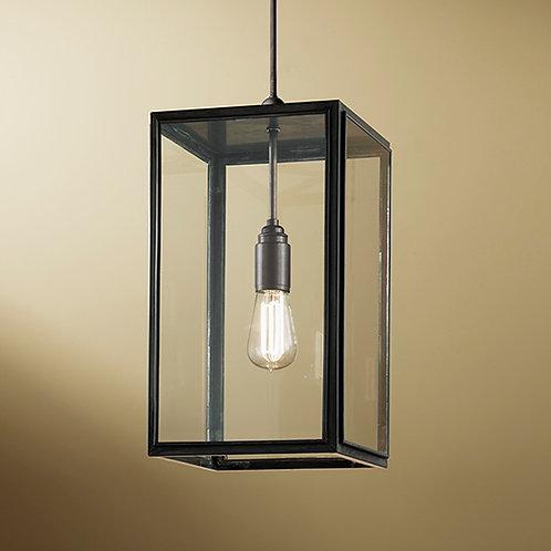 Nautic Ilford Closed top met Caret Squirel cage lamp 8W