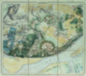 План Нової Печерської фортеці  Орієнтовно станом на 1855 р.
