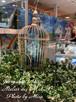 ジュエリーショップ青い鳥花装飾