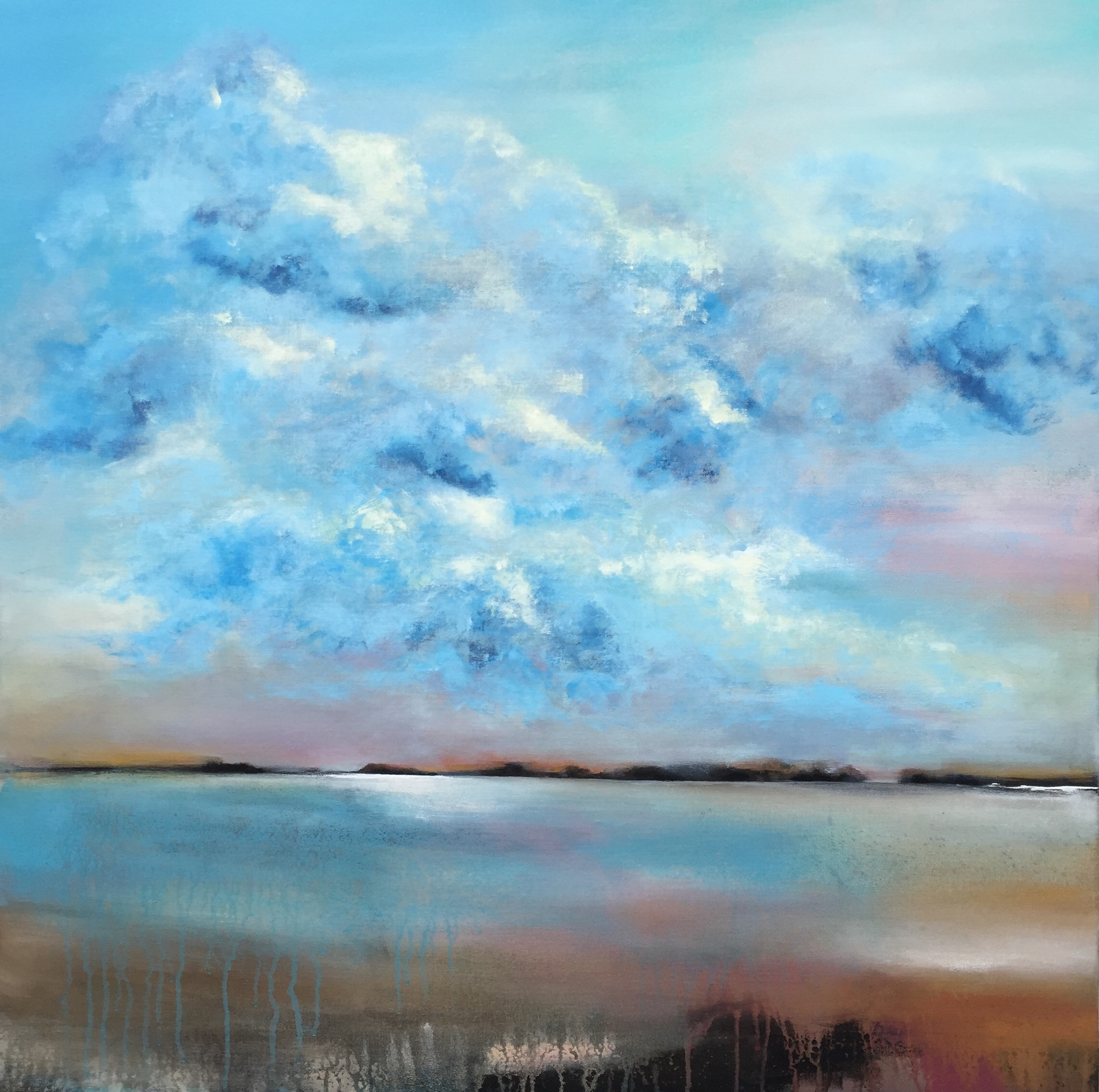 Clouds rolling in *Sold