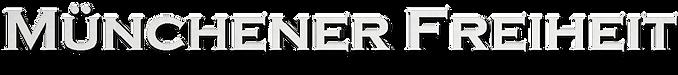 Münchener Freiheit Logo