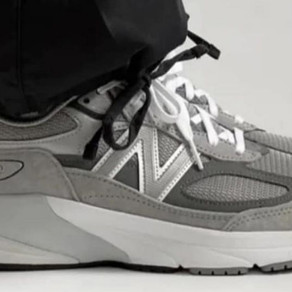 發售倒數?New Balance 990V6「元祖灰」上腳照曝光