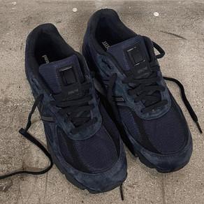 JJJJound x New Balance 990V4 聯名鞋履將於下週登場