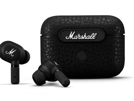 Marshall 首款主動降噪無限耳機 - Motif ANC 登場