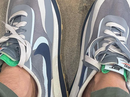 CLOT x sacai x Nike LDWaffle 全新配色發售倒數