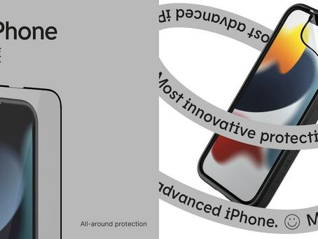 新機入手,全面防守!就讓 RhinoShield犀牛盾守護你的 iPhone13
