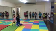 幼児体操クラス生徒募集します(*´▽`*)