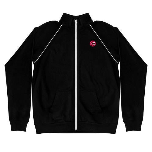 STARSNAKE Piped Fleece Jacket