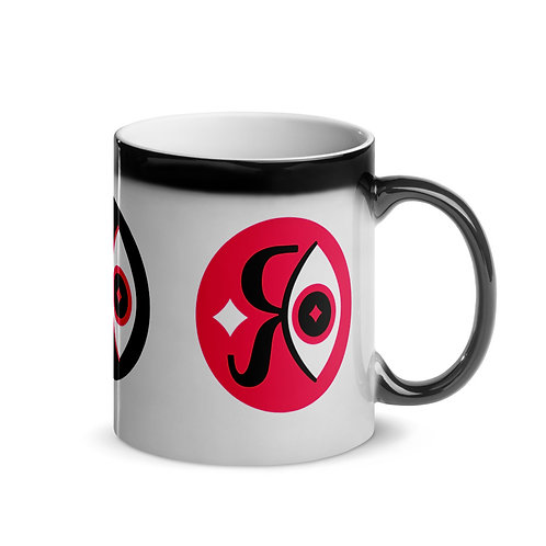 "RI Logo Glossy ""Magic"" Mug"
