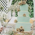 Wedding Cake di Gedung Pernikahan Jakarta Utara