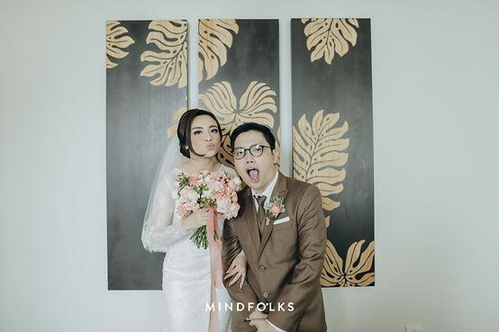 WO cekatan di Gedung Pernikahan Jakarta Utara