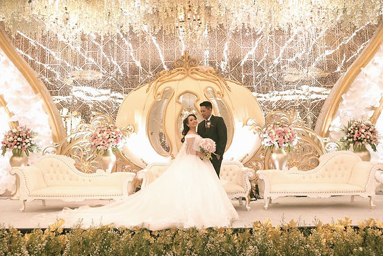 WO Teliti Tepat Waktu di Gedung Pernikahan Jakarta Utara