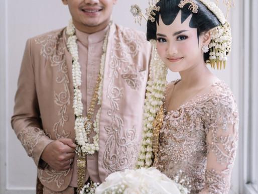 Enchanting of Javanese Wedding