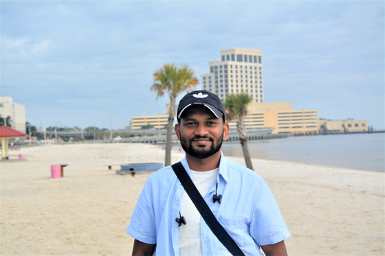 Chandu joins the lab as a Postdoctoral Fellow