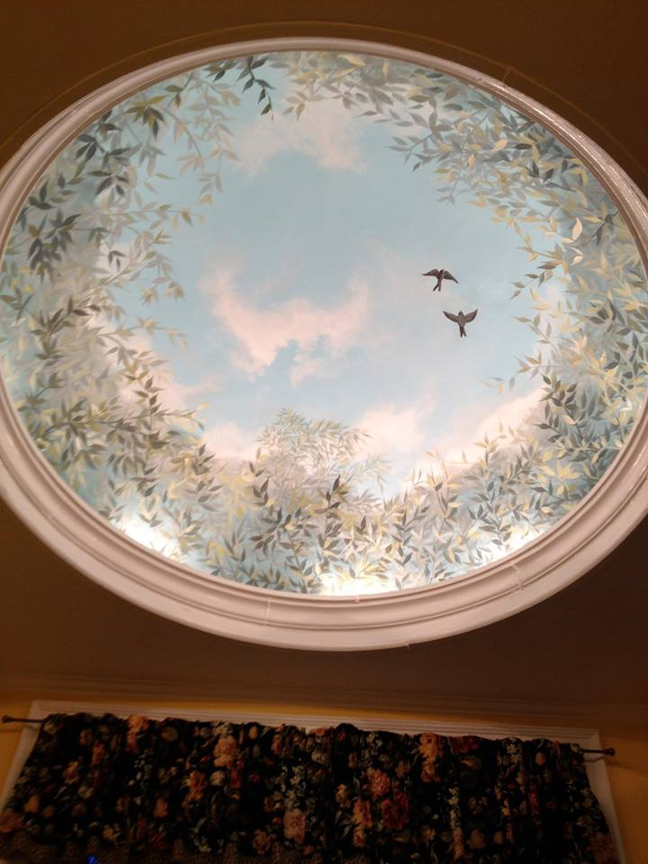 Chapel Hill Dome