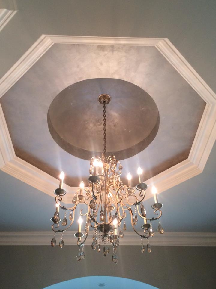 Hasentree Masterbath Ceiling