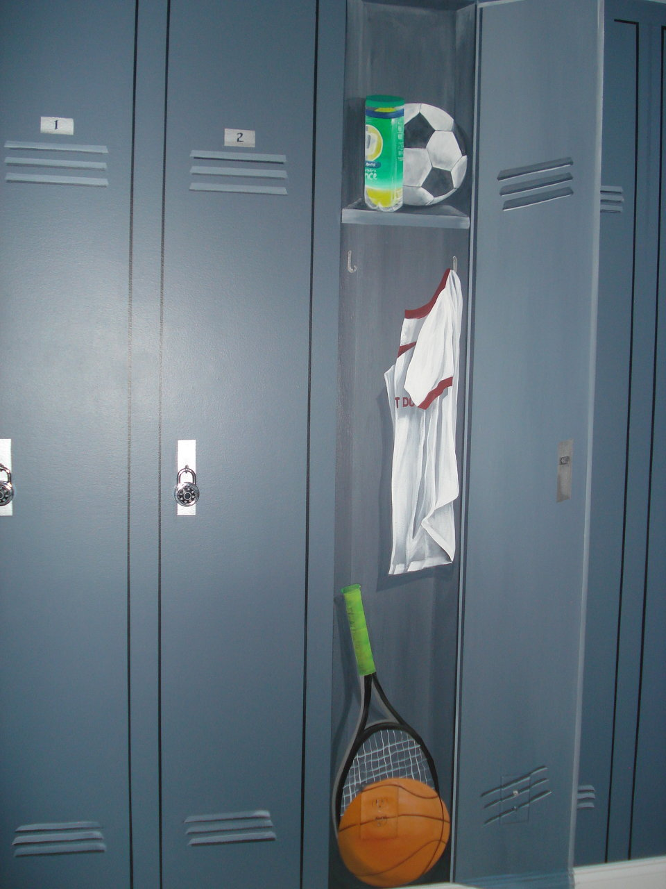 "Evan's ""Lockers"""