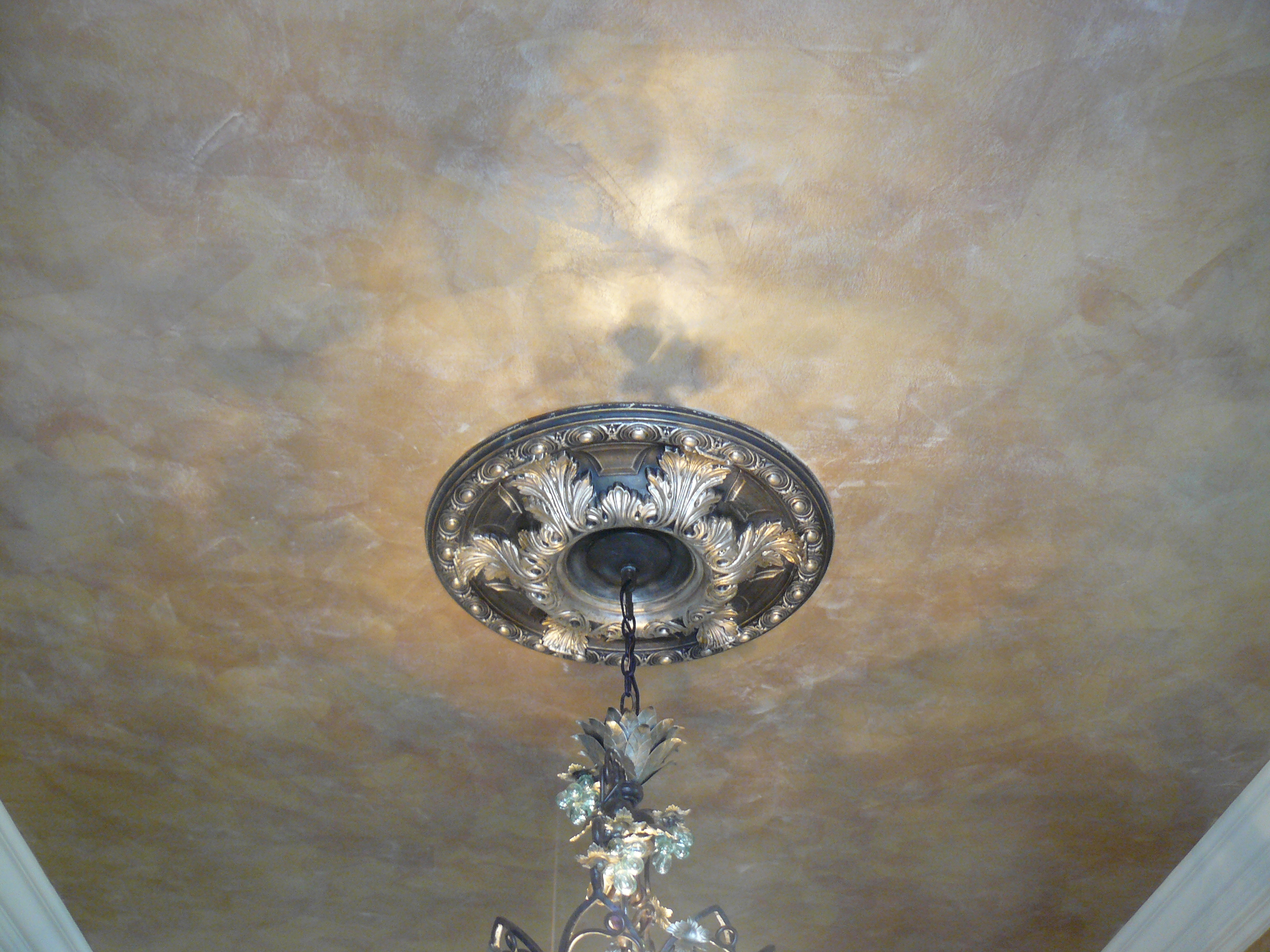Mayfair Foyer Ceiling Finish