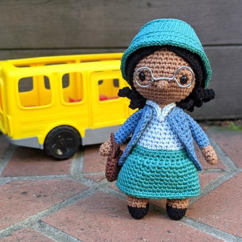 Rosa Parks Doll