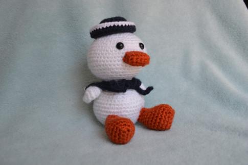 Duncan the Duck