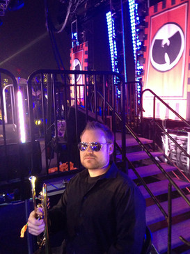 Coachella with Wu Tang Clan