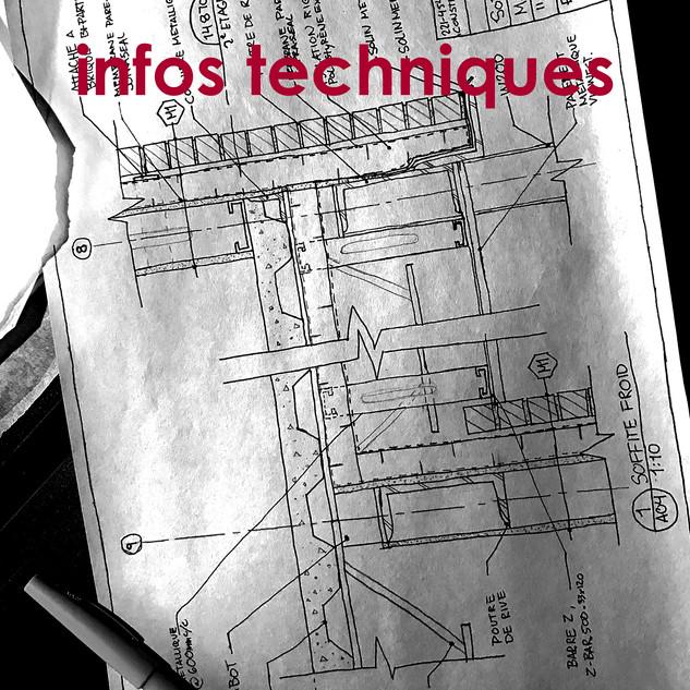 Infos techniques