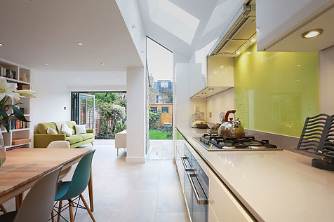 Design and Build Construction Company in Dulwich