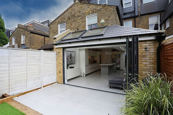 House Extensions Builders in Pimlico