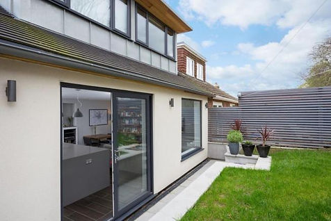 Design and Build Construction Company in Mill Hill