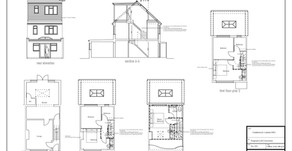 Architectural designer services Cricklewood, London, NW2 Loft Conversion Project