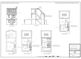 Architectural designer services Cricklewood, London, NW2 Loft Conversion Project