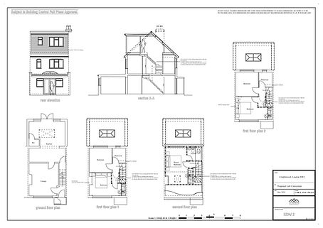 Architecture Services Borehamwood, Hertfordshire WD6 Loft Conversion and House Extension