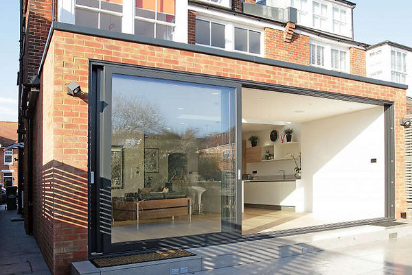 House Extensions Builders in City of London EC2V