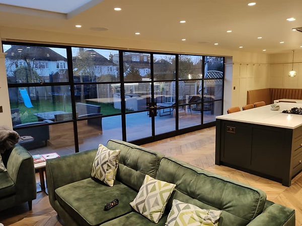 House Extensions Builders in Walthamstow