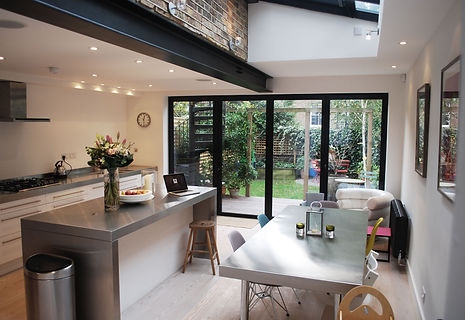 Design and Build Construction Company in Enfield