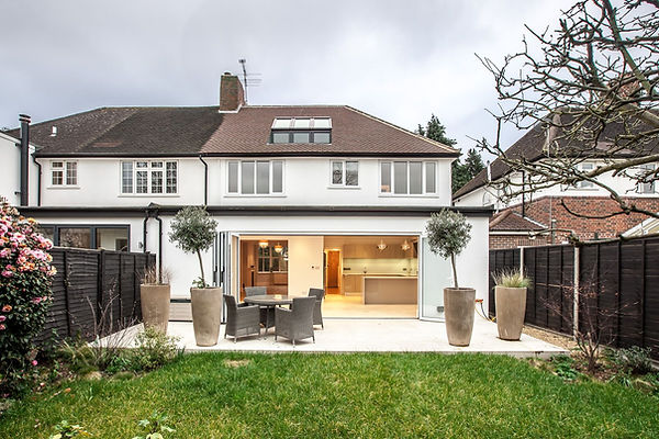 House Extensions Builders in Fitzrovia