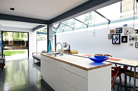 Design and Build Construction Company in East Finchley