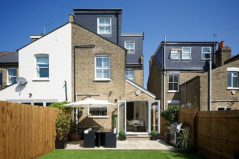 Design and Build Construction Company in Manor Park