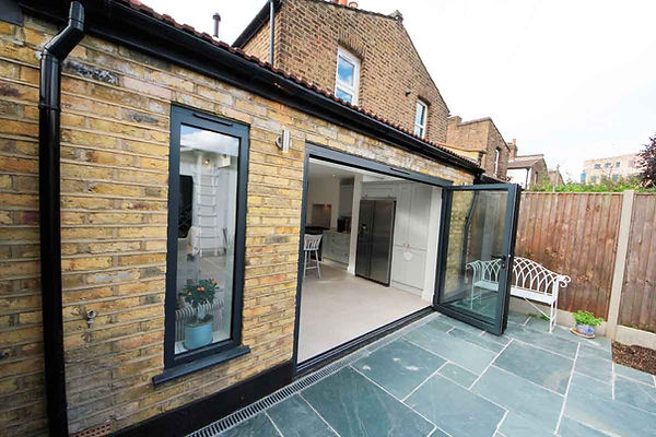 House Extensions Builders in East Finchley