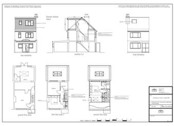 Loft Conversion Architectural Design Services Cricklewood NW2 London