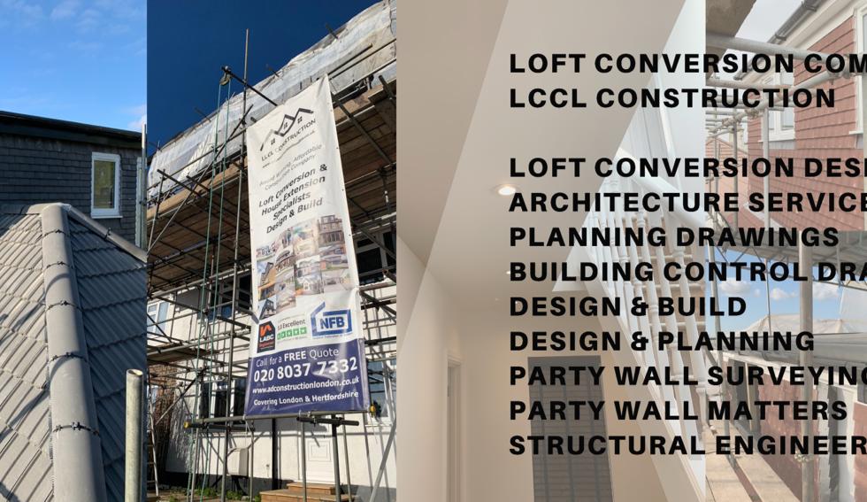 Lccl Construction - Loft Conversion Company London
