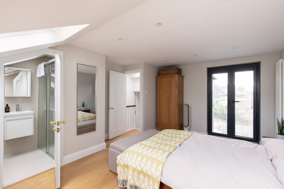 Loft Conversion in Crouch End N8