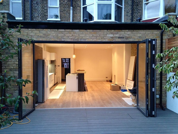 House Extensions Builders in Finchley