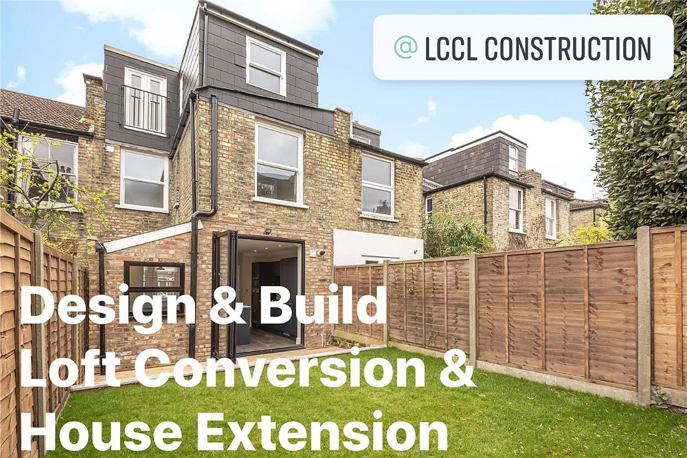 Loft Conversions Company Wandsworth, London SW10 Project