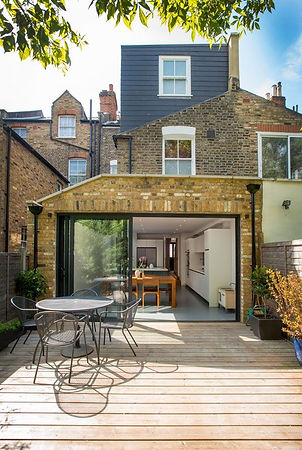 House Extensions Builders in Islington