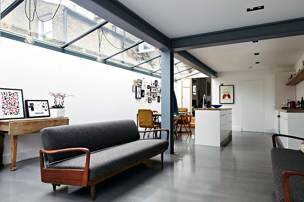 House Extensions Builders in Acton