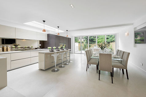 Design and Build Construction Company in Earls Court