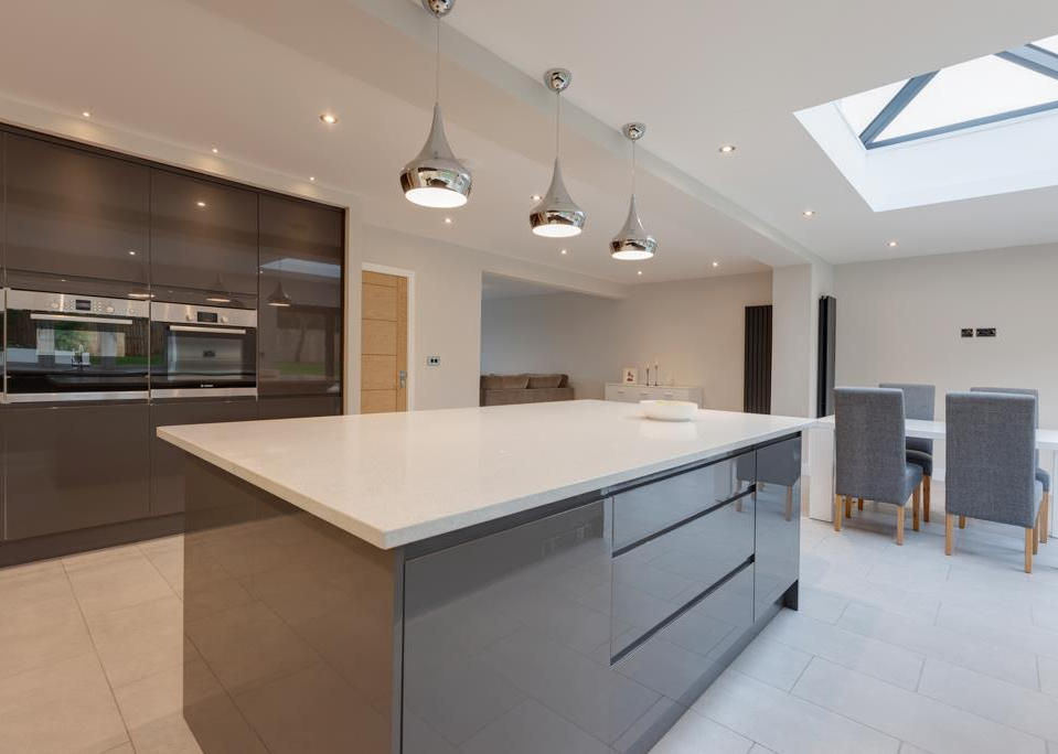 Single Storey Extension in Western Rd -