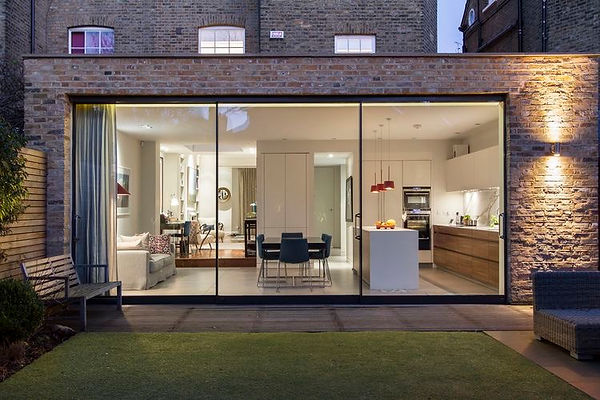 House Extensions Builders in Paddington